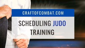 How often should you train Judo? How many times a week? - CraftofCombat.com