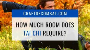 How much room does tai chi require? - CraftofCombat.com