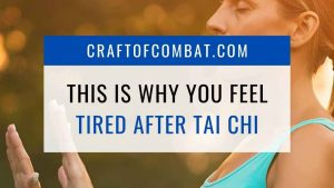 This is why you feel tired after tai chi - CraftofCombat.com