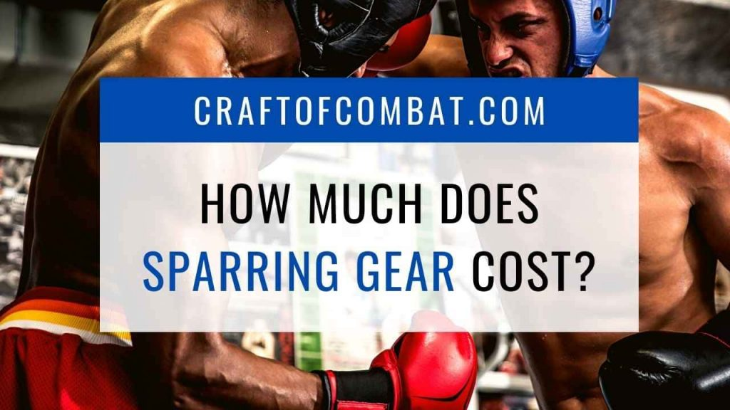 How much does sparring gear cost? CraftofCombat.com