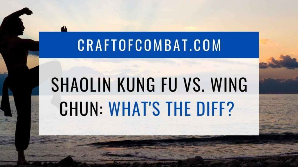 Shaolin Kung Fu vs. Wing Chun: What is the difference? - CraftofCombat.com